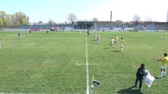 Meciul de Rugby între ACS Tomitanii Constanța - CSM Știința Baia Mare. SuperLiga CEC BANK 2018-2019