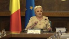Ședința Guvernului României din 29 martie 2019