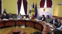 Ședința săptămânală a serviciilor primăriei Chișinău din 1 aprilie 2019