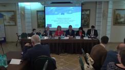 """Conferința internațională de totalizare a proiectului finanțat de Uniunea Europeană """"Promovarea și monitorizarea drepturilor persoanelor cu dizabilități mintale din instituțiile rezidențiale cu profil psiho-neurologic"""""""