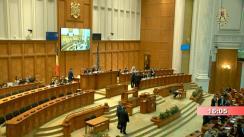 Ședința în plen a Camerei Deputaților României din 1 aprilie 2019