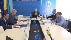 Ședința Consiliului de Integritate al Autorității Naționale de Integritate din 1 aprilie 2019