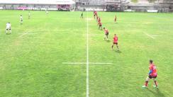 Meciul de Rugby intre CS Dinamo București - SCM Gloria Buzău. SuperLiga CEC BANK 2018-2019
