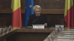 Ședința Guvernului României din 3 aprilie 2019