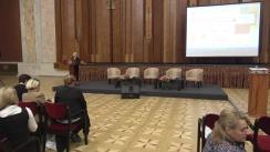 """Conferința regională organizată de Junior Achievement Moldova cu tema """"Educația Antreprenorială – promotor al dezvoltării societății"""""""