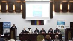 """Dezbatere organizată de Fundația Universitară a Mării Negre cu tema """"Marea Neagră - oportunitate sau blestem?"""""""