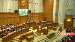 Ședința în plen a Camerei Deputaților României din 8 aprilie 2019