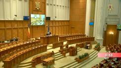 Ședința în plen a Camerei Deputaților României din 10 aprilie 2019
