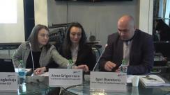 """Conferința post-electorală """"Concluzii și recomandări ale Misiunii Promo-LEX de observare a alegerilor parlamentare din 24 februarie 2019"""" în orașul Comrat"""