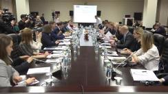 Ceremonia de lansare a proiectului EU4Environment