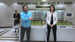 "Jocul intelectual pentru tineri ""Cunoaște-ți Parlamentul"", ediția a II-a"