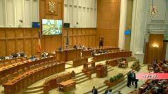 Ședința în plen a Camerei Deputaților României din 15 aprilie 2019