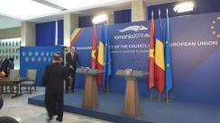 Declarații de presă susținute de prim-ministrul României, Viorica Dăncilă, și prim-ministrul Republicii Socialiste Vietnam, Nguyen Xuan Phucde