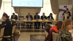 """Conferința de totalizare """"Rezultatele și perspectivele proiectului: Dezvoltarea societății civile în Găgăuzia"""""""
