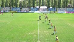 Meciul de Rugby între CSA Steaua București - CSM Știința Baia Mare. SuperLiga CEC BANK 2018-2019