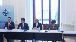 """Conferința națională organizată de Institutul pentru Politici și Reforme Europene în cooperare cu Centrul de Informare și Documentare privind NATO din Republica Moldova cu tema """"NATO la 70 de ani: între realizări, provocări și oportunități"""""""