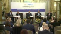 """Conferința """"NATO@70 – CSDP@20: un parteneriat pentru Viitor"""", organizată de Ministerul Afacerilor Externe"""