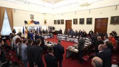 Ședința extraordinară a Consiliului Local Iași din 17 aprilie 2019