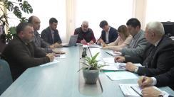 Ședința Comsiei pentru gospodăria locativ-comunală, energetică, servicii tehnice, transport, comunicații și ecologie a Consiliului municipal Chișinău