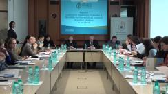 Prezentarea Raportului privind respectarea drepturilor și libertăților fundamentale ale omului în Republica Moldova în anul 2018