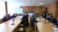 Ședința săptămânală a serviciilor primăriei Chișinău din 22 aprilie 2019