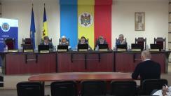 Ședința Comisiei Electorale Centrale din 23 aprilie 2019