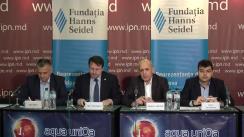 """Dezbateri publice cu tema """"Patimile și pătimirile, iertarea și împăcarea în politică"""""""