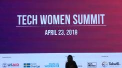"Evenimentul ""Tech Women Summit"""