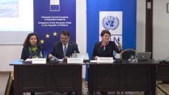 Lansarea proiectului regional EU4Climate în Republica Moldova