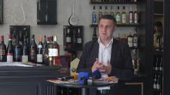 """Lansarea primului ghid al vinurilor străine în Moldova """"Fine Wine Guide"""""""