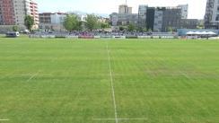 Meciul de Rugby între CSM Știința Baia Mare - CSM București. SuperLiga CEC BANK 2018-2019