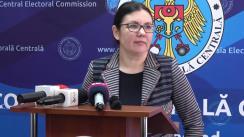 Declarațiile Alinei Russu după ședința Comisiei Electorale Centrale din 23 aprilie 2019