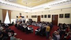 Ședința Consiliului Local Iași din 24 aprilie 2019