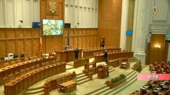 Ședința în plen a Camerei Deputaților României din 7 mai 2019