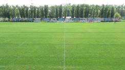 Meciul de Rugby între CSA Steaua București - CS Dinamo București. SuperLiga CEC BANK 2018-2019