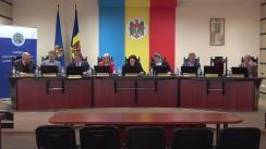 Ședința Comisiei Electorale Centrale din 7 mai 2019