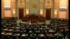 Ședința în plen a Senatului României din 6 mai 2019
