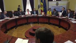 Ședința săptămânală a serviciilor primăriei Chișinău din 7 mai 2019