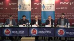 """Dezbateri publice cu tema """"Alegerile europarlamentare 2019: impact pentru Moldova"""""""
