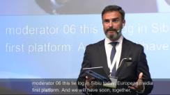 """Dezbaterea """"Dialogul cetățenesc"""", eveniment organizat de către Comisia Europeană"""