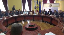 Ședința săptămânală a serviciilor primăriei Chișinău din 13 mai 2019