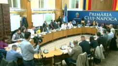 Ședința ordinară a Consiliului local Cluj-Napoca din 8 mai 2019