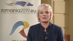 Interviu acordat de Președintele României, Klaus Iohannis, postului de televiziune TVR