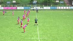 Meciul de Rugby între CSM București - CSA Steaua București. SuperLiga CEC BANK 2018-2019