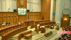 Ședința în plen a Camerei Deputaților României din 14 mai 2019
