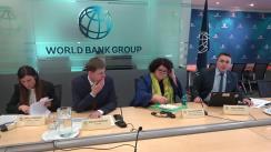 """Prezentarea perspectivelor economice pentru Republica Moldova """"Memorandumul economic de țară pentru Moldova"""""""
