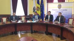 Declarații după ședința săptămânală a serviciilor primăriei Chișinău din 13 mai 2019