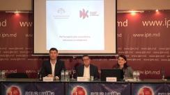 """Conferința de presă organizată de Asociația Oamenilor de Afaceri Moldoveni de Pretutindeni cu tema """"Lansare proiect """"Diaspora Business Connection"""""""