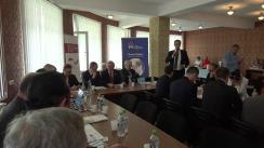 Adunarea de constituire a Asociației Companiilor din Industria Electronică din Moldova