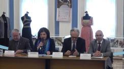 Conferință de presă cu privire la Ziua Internațională a Muzeelor și Noaptea Europeană a Muzeelor